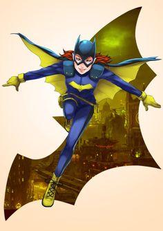 Batgirl - Kevzter