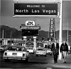 Jerrys Nugget taken by a tourist in the 70's? www.all-chips.com has chips for sale from here and hundreds of Las Vegas Casinos.