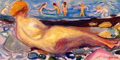 Venus  Edvard Munch - 1904-1905