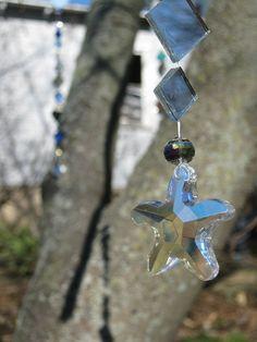 Suncatcher https://www.etsy.com/listing/91837862/starfish-prism-suncatcher-free-us?ref=v1_other_1