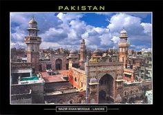Beutiful Travel Postcard: Lahore / Pakistan
