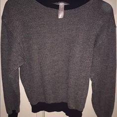 American apparel sweater Can fit a medium , barely worn American Apparel Sweaters Crew & Scoop Necks