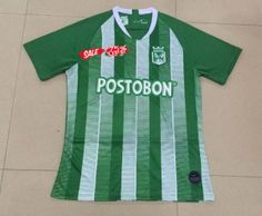 Cheap Jersey Atletico Nacional Home Replica Soccer Shirt Soccer Jerseys, Soccer Shirts, Swansea, Football Tops, Team Gear, Sports, Mens Tops, Kit, Colombia