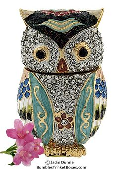 Trinket Box: New Owl Trinket Box