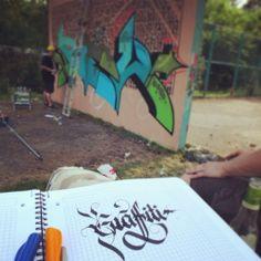 #wlk #graff #graffiti #writer #calligraffiti #streetart #typo #typography #lettering #calligraphy #instagood