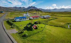 east iceland borgarfjordur eystri village rth