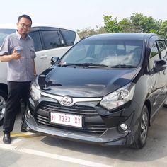Siap kirim Banyumas Raya… Terima kasih atas kepercayaan Keluarga Bapak Yulius yang telah melakukan pembelian 1 unit Toyota Agya melalui ToyotaSemarang.com Semoga berkah untuk keluarga…... Semarang, Toyota