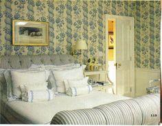 Markham Roberts bedroom