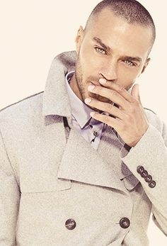 Jesse Williams. Plays Dr. Jackson Avery on Greys Anatomy. Seriously one of the most gorgeous men ever. If he were actually a doctor, I'd MAKE myself get sick and go to the hospital. Mmmmm. He used to be a highschool teacher did you know? I doubt any of the females learned anything. I know I wouldn't have...