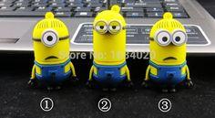 pendrive cattivissimo me Usb 2.0 Flash Drive USB Keys External Storage 64 GB 32