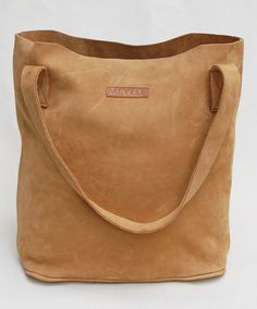 Meyelo Fair Trade Leather Tote