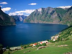 Fjords are practically synonymous with Norway: these narrow inlets of sea, bookended by craggy cliffs or steep walls of rock, make for many a dramatic and awe-inspiring backdrop. Nature doesn