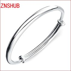 925 pure silver light all-match simple Bracelet Vera Royal Women handed down in pure love bracelet wholesale manufacturers