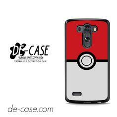 Pokemon Ball For LG G3 Case Phone Case Gift Present YO