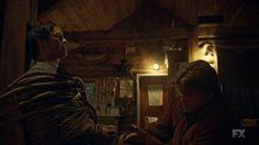 "Fargo 2x08 ""Loplop"" - Dodd Gerhardt (Jeffrey Donovan) & Ed Blumquist (Jesse Plemons)"