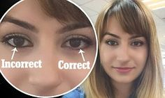 Are YOU doing your eyeliner wrong? Simple hacks to get it right every time | Daily Mail Online