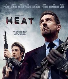 Heat poster, t-shirt, mouse pad Films Cinema, Cinema Posters, Heat Movie, Movie Tv, Cult Movies, Action Movies, Al Pacino, Great Films, Good Movies