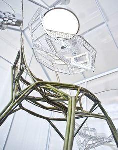 Farm la chaise au naturel par Werner Aisslinger
