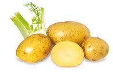 Raw Potato Juice