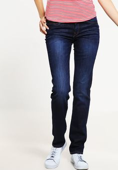 edc by Esprit Jeans a sigaretta - dark-blue denim a € 50,00 (21/05/17) Ordina senza spese di spedizione su Zalando.it