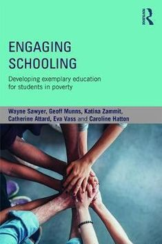 Engaging Schooling: Developing Exemplary Education for Students in Poverty Use Case, Case Study, The Book, Ebooks, Teacher, Education, Students, Authors, Schools