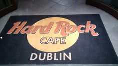 Hardware Rock Café/ Dublin - IE 12/2016