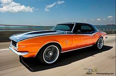 #orange#camaro