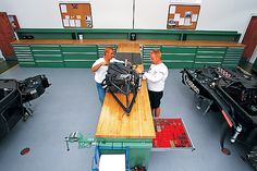 Lista: Cabinets, Workstations & Workbenches - Tour Panoz Motor Sports