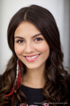 Victoria Justice without make up