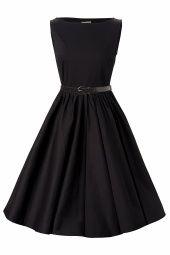 Audry Hepburn dress. So classic! #fashion #dress
