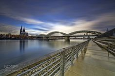 Köln |  Rheinboulevard by tohabi check out more here https://cleaningexec.com
