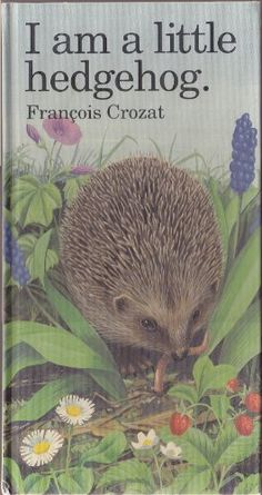 I Am a Little Hedgehog (Barron's Little Animal Series) by Francois Crozat http://www.amazon.com/dp/0812064771/ref=cm_sw_r_pi_dp_nONWub0Z1SABG