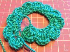 Tutorial: Flores a Crochet