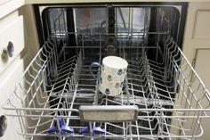 La façon la plus simple de nettoyer un lave-vaisselle. | Faites le vous même