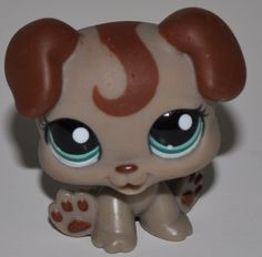Littlest Pet Shop LPS Collectible Replacement Figure Seagull #1456 Loose Retired Hasbro Collector Toy OOP Out of Package /& Print