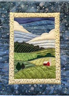 Image result for Free Landscape Quilt Patterns