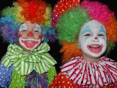 clown makeup for kids - Google Search