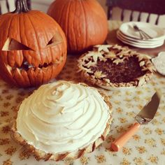 Christine H McConnell | Gothic Bake Queen #halloween #baking #pumpkin