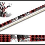 Design Your Own Pool Cue hi just wanted to give some feedback on my pool cue that i have received it is fantastic i am very pleased with the effort put in to creating this Harley Quinn Tx Custom Pool Cues Design Your Own Cue