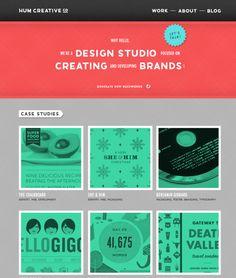 Flat Design: 17 Examples Of Flat Web & App UI Designs | DesignWoop