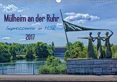 Mülheim an der Ruhr – Impressionen in HDR - CALVENDO