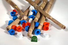 Bio-based plastic caps and sugar cane