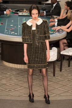 Chanel at Couture Fall 2015