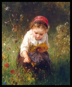 Image result for Russian Classic Paintings - Peasant Children