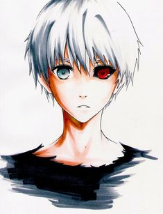 kaneki by oo-liquidblue-oo on DeviantArt