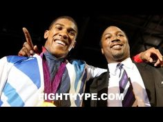 ANTHONY JOSHUA REVEALS LENNOX LEWIS EARLY ADVICE HE IGNORED; TALKS CAREER COMPARISONS - http://LIFEWAYSVILLAGE.COM/career-planning/anthony-joshua-reveals-lennox-lewis-early-advice-he-ignored-talks-career-comparisons/