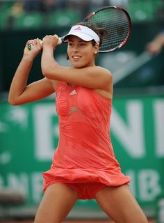 Trying to settle a debate: Which sport has the hottest female athletes? Golf or Tennis? Both are impressive and tennis probably has a head start on golf, but the LPGA is catching up quickly.Beautiful Tennis Camel Toe - LikesTennis Camel Toes Are Beau Ana Ivanovic, Beautiful Black Girl, Beautiful Women, Foto Sport, Sexy Women, Tennis Players Female, Ebony Beauty, Up Girl, Female Athletes