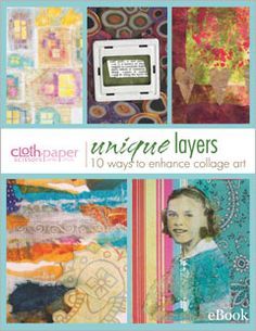 Unique Layers: 10 Ways to Enhance Collage Art (eBook)