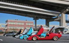 Sebuah info disebarkan melalui Facebook untuk berkumpul di Daikoku Parking Area, Yokohama, dan selanjutnya beriringan menuju Tokyo. Pertemuan ini digelar tak lain untuk mengenang sang bintang, Paul Walker.