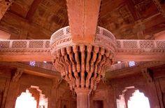 1280px-Diwan-i-khas,_Fatehpur_Sikri,_India.jpg (1280×838)